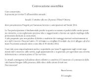 Lettera invito Consorzio Brescia Centro - 13.10.14