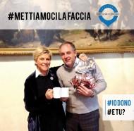 #Mettiamocilafaccia - Laura Castelletti e Antonio Massoletti