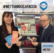 #Mettiamocilafaccia -Libreria Ferrata